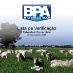 Lista de verificação das Boas Práticas Agropecuárias