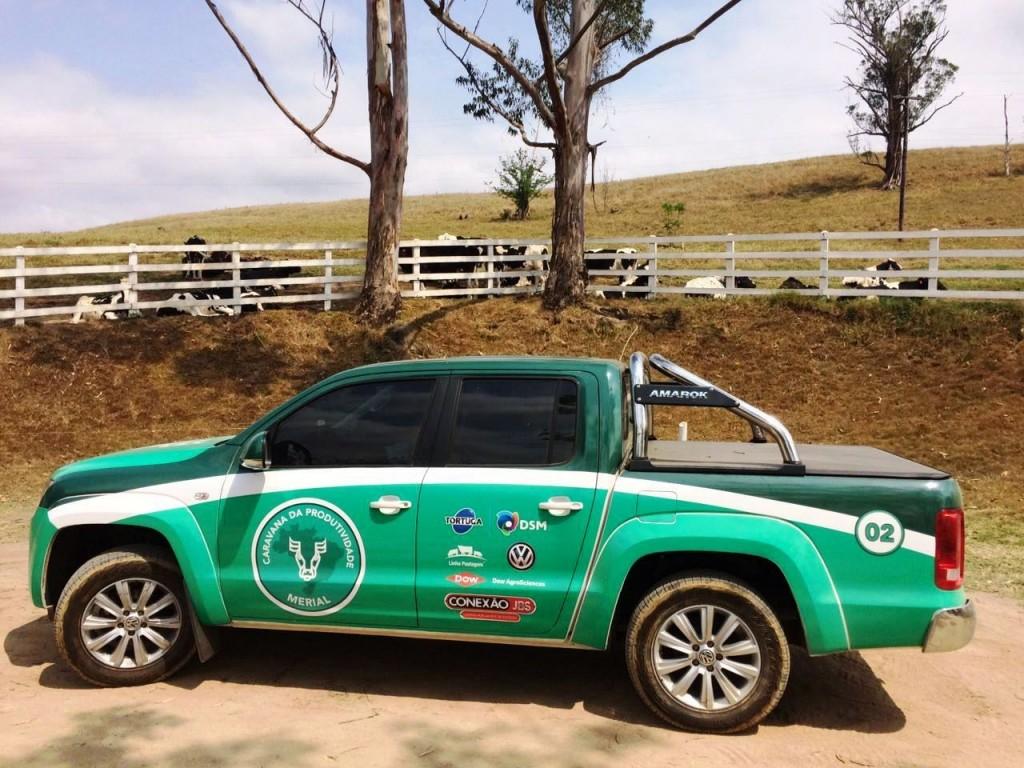 Caravana da Produtividade dá largada no Rio Grande do Sul