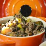 Receita fácil e prática, Carne com Quiabo traz os sabores do MT