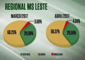 Boiada avança no 'farol verde' do MS e volume de animais desejáveis chega a 29,5%