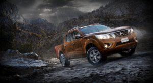 Já dirigiu a nova Frontier Nissan?