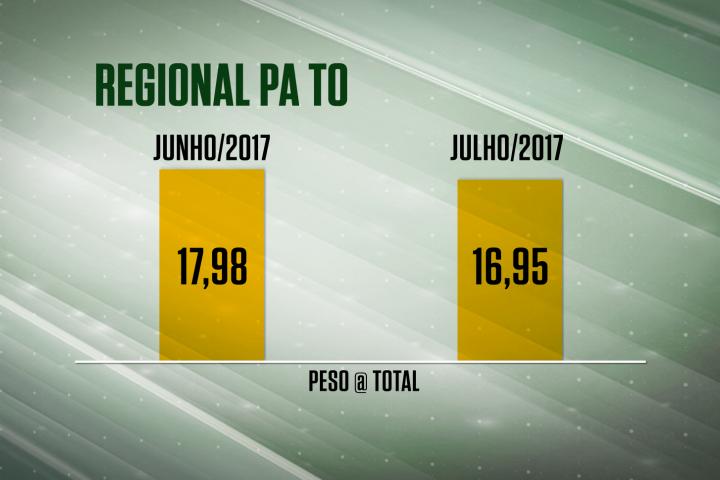 Arte - Peso - REGIONAL PA TO - 04-08