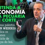 Ciclo da pecuária: palestra retrata histórico dos últimos 40 anos da atividade no Brasil