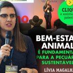 Quais são os 5 domínios do bem estar animal e como eles influenciam na produtividade da fazenda?
