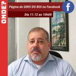 Assista agora AO VIVO: palestras de Maurício Nogueira e Ivan Wedekin