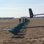 Saiba como posicionar coletores no pasto para calibrar o avião que pulveriza produtos para pastagem