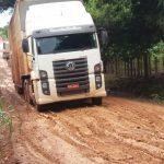 Norte do MT, Pará e Rondônia continuam em alerta para condições das estradas após chuvas fortes
