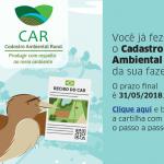 Cartilha Cadastro Ambiental Rural: baixe o PDF e tire suas dúvidas