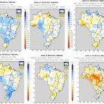 Alívio ao produtor: ocorrência de chuvas no inverno será mais equilibrada