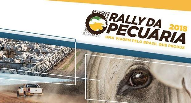 Rally da Pecuária 2018 será o maior da história, revela coordenador do projeto