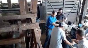 Fazenda em Chupinguaia é a primeira de Rondônia a apartar animais confinados por ultrassom
